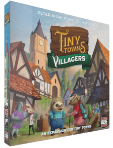 Tiny Towns Extension: Villagers (En)