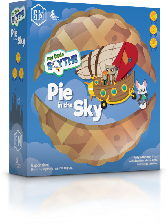 My Little Scythe Extension : Pie In The Sky (En)