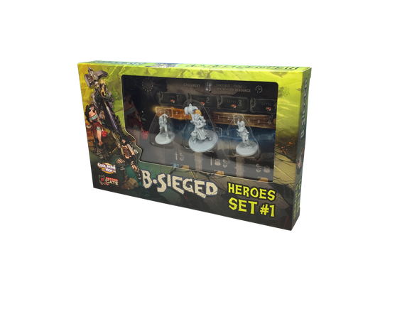 B-Sieged : Heroes Set #1