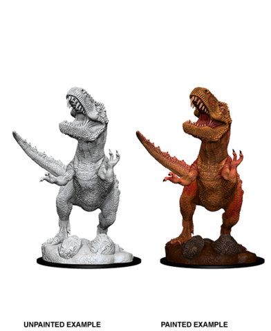Dungeons & Dragons : Nolzur's Marvelous Miniatures -  T-Rex (En)