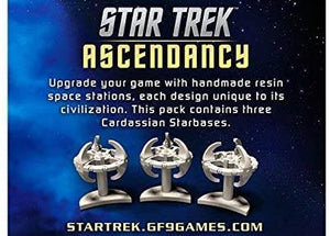 Star Trek Ascendancy Extension: Cardassian Starbases (En)
