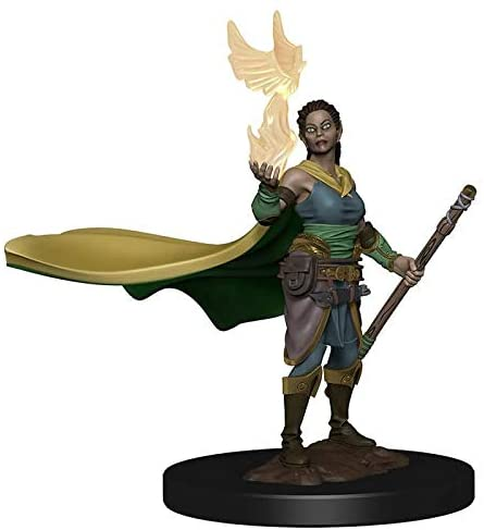 Dungeons & Dragons : Icons Of The Realms - Premium Figures - Elf Female Druid