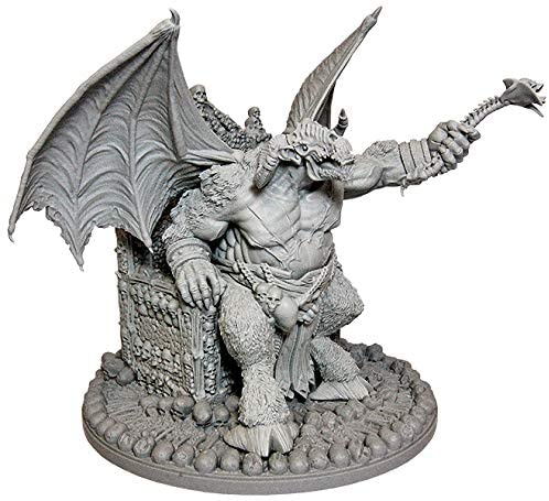 Dungeons & Dragons : Rage Of Demons - Demon Lord Orcus