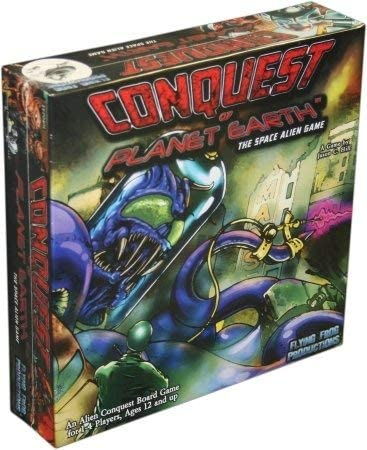 Conquest of Planet Earth (En)