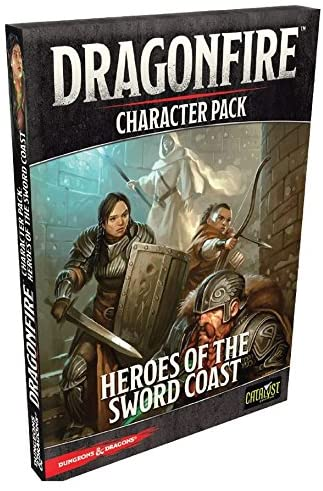 Dungeons & Dragons : Dragonfire : Heroes of The Sword Coast
