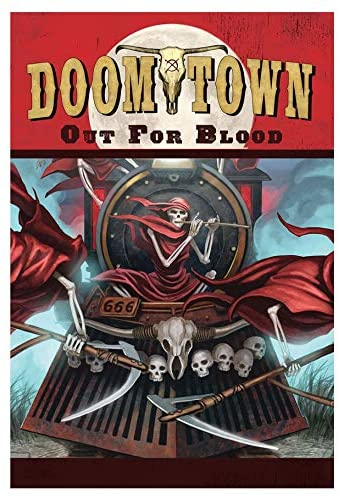Doomtown Extension : Out For Blood (En)