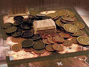 Sword And Sorcery - Metal Coins