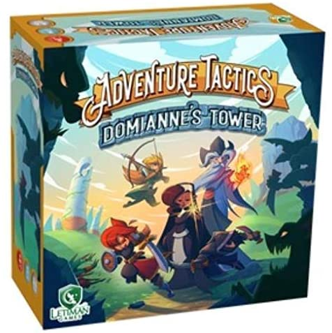 Adventure Tactics : Domianne's Tower