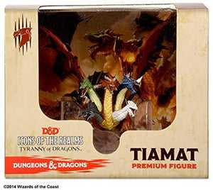 Dungeons & Dragons: Icons Of The Realms - Premium Figures - Tiamat