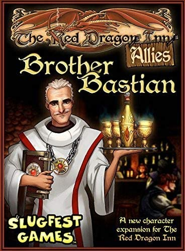 Red Dragon Inn : Allies - Brother Bastian