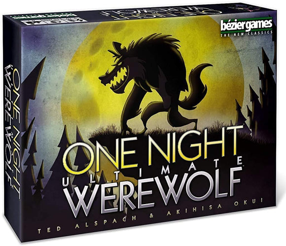 One Night Ultimate : Werewolf (En)