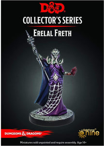 Dungeons & Dragons : Dungeon Of The Mad Mage - Erelal Freth