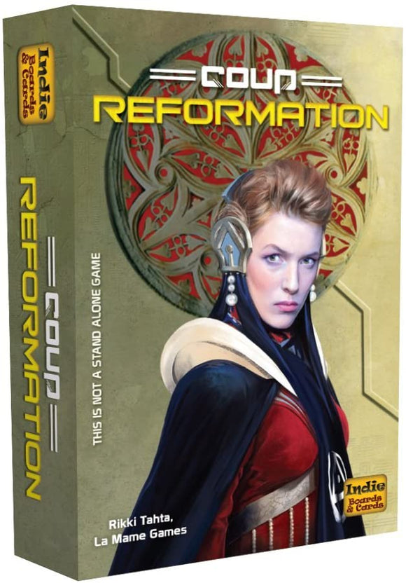 Coup Extension : Reformation