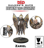 Dungeons & Dragons : Baldur's Gate Descent Into Avernus - Zariel