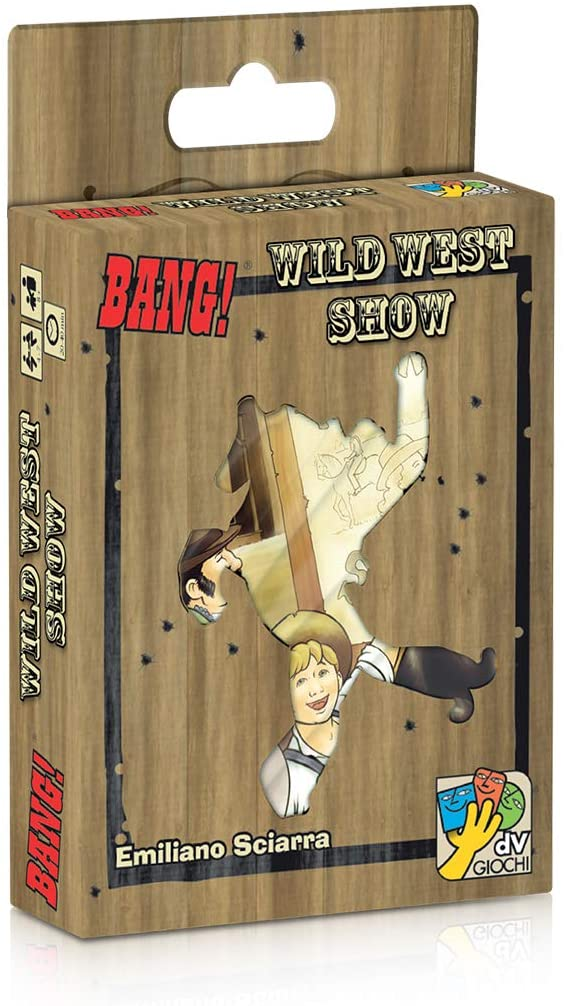 Bang! Extension : Wild West Show