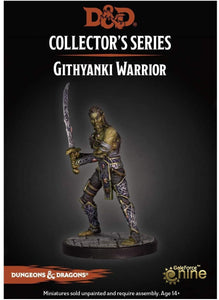 Dungeons & Dragons: Dungeon Of The Mad Mage - Githyanki Warrior