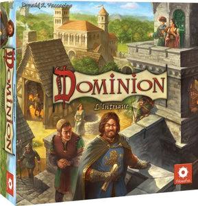 Dominion Extension: The intrigue 1st Edition
