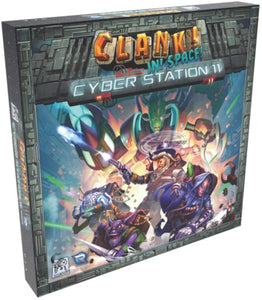 Clank! In! Space! Extension : Cyber Station 11