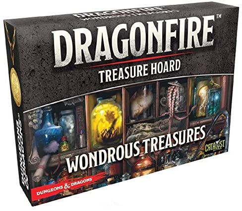 Dungeons & Dragons : Dragonfire : Wondrous Treasures