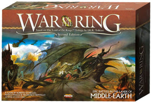 War Of The Ring: 2nd Edition (En)
