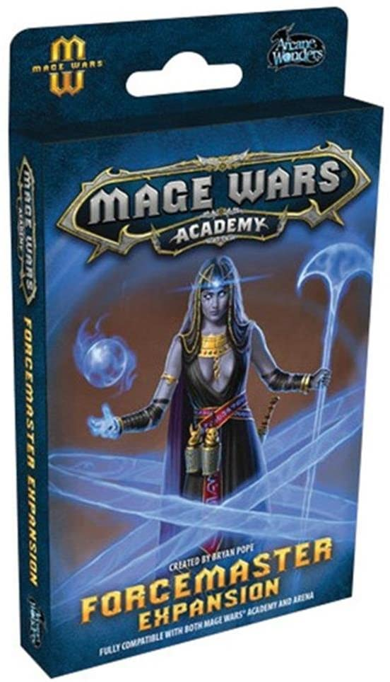 Mage Wars Academy Extension : Forcemaster