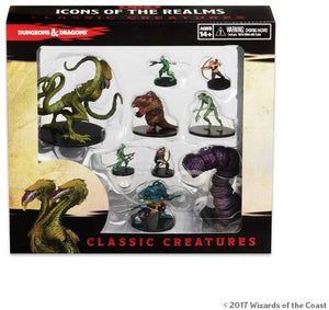Dungeons & Dragons: Icons Of The Realms - Classic Creatures Set
