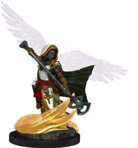 Dungeons & Dragons: Icons Of The Realms - Premium Figures - Aasimar Female Wizard