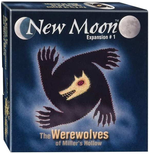 Werewolves Of Miller's Hollow Extension : New Moon (En)