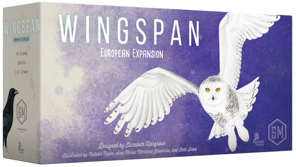 Wingspan Extension : European Expansion