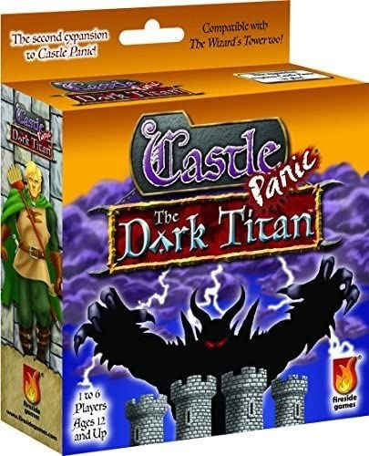 Castle Panic Extension : Dark Titan