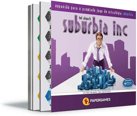 Suburbia Extension : Suburbia Inc.