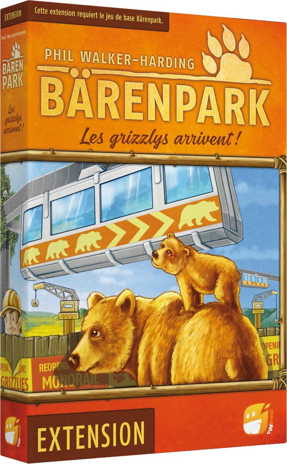 Barenpark Extension : Les Grizzlis Arrivent (Fr)