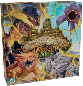 Spirit Island Extension : Jagged Earth