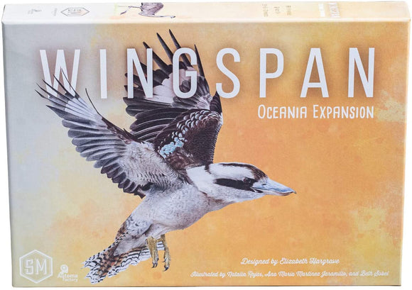 Wingspan Extension : Oceania