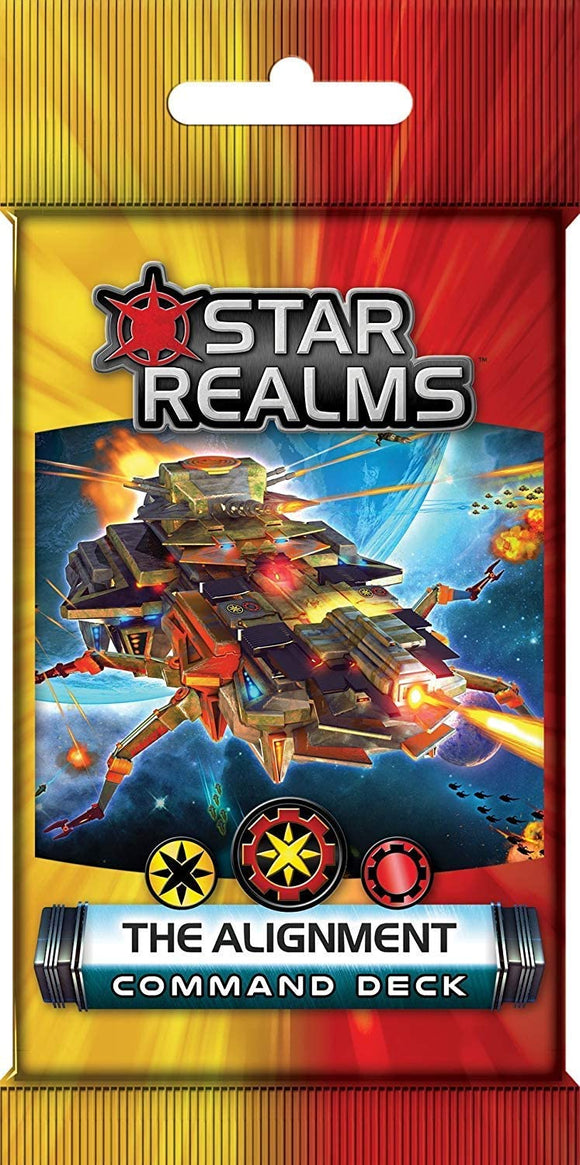 Star Realms : Command Deck - The Alignment (En)