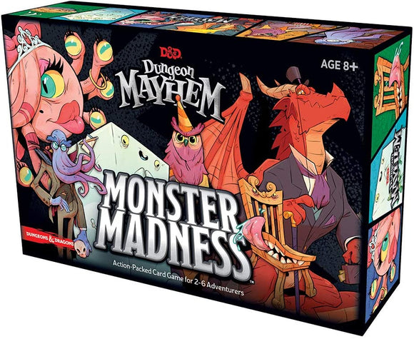 Dungeon Mayhem Extension : Monster Madness