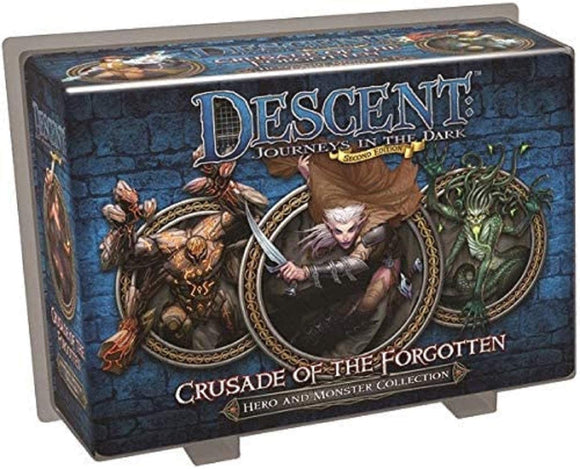 Descent Extension : Crusade of the Forgotten