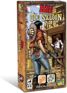 Bang! The Dice Game Extension: Old Saloon