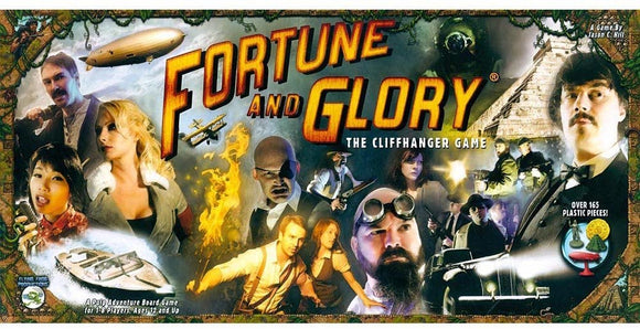 Fortune and Glory : The Cliffhanger Game (En)