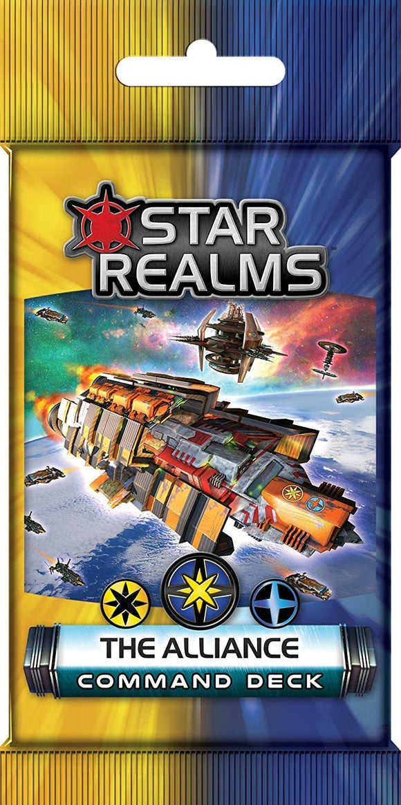 Star Realms : Command Deck - The Alliance (En)