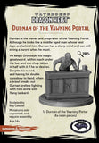 Dungeons & Dragons : Dungeon Of The Mad Mage - Durnan Of The Yawning Portal