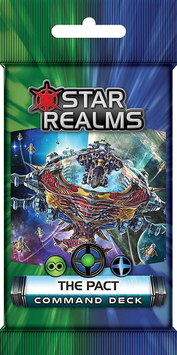 Star Realms : Command Deck - The Pact