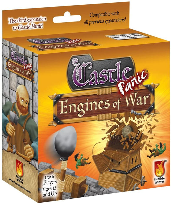 Castle Panic Extension : Engines Of War