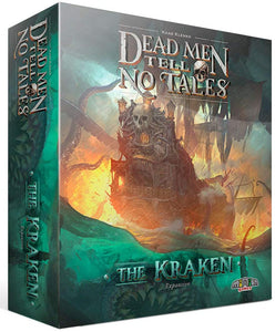 Dead Men Tell No Tales Extension : Kraken