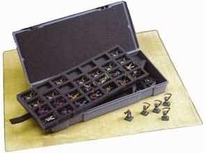 Figure Storage Box : Large - 25mm 56 Figurines