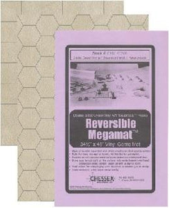 """Megamat 1 """"Reversible Square Or Hex - Square Or Hex 34½"""" X48 """"(88x122cm)"""