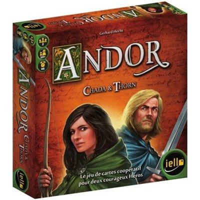 Andor Extension : Chada & Thorn (Fr)