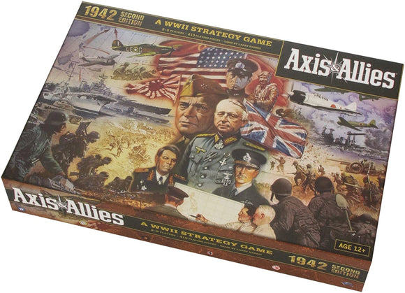 Axis And Allies : 1942