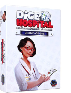 Dice Hospital Extension: Deluxe Add-ons Box (En)