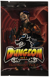 Dungeon Roll Extension : Hero Booster Pack #1